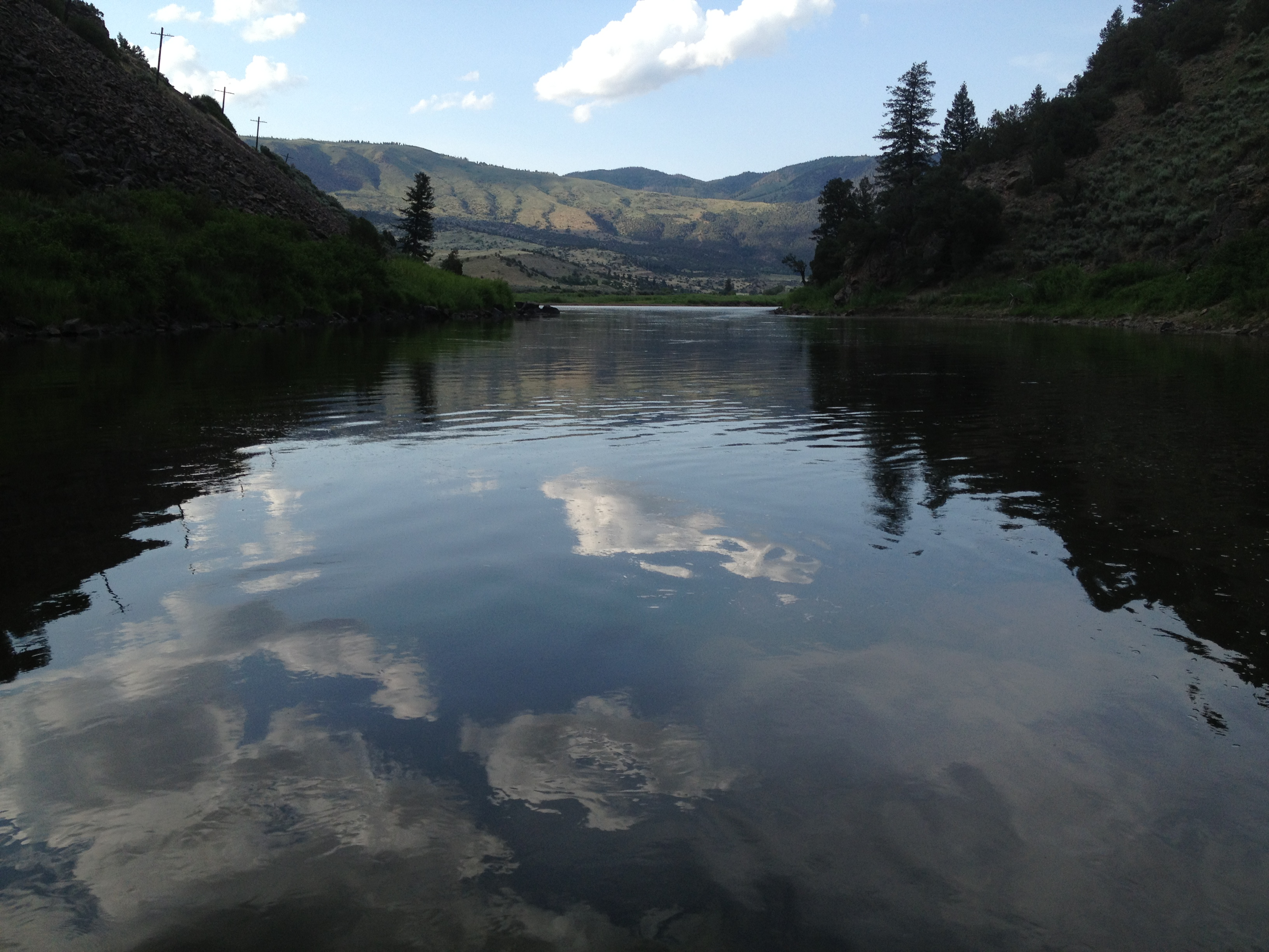 Gift of the Drift: Lessons Learned Fly Fishing